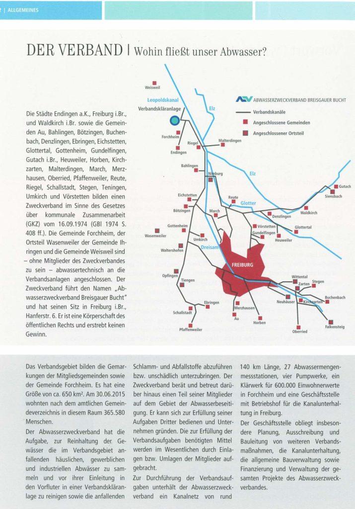 AZV - Wohin fließt unser Wasser
